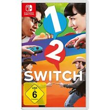1-2-Switch (Nintendo Switch, 2017)