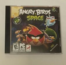 ANGRY BIRDS SPACE PC GAME WITH CASE 2012