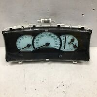 Toyota Corolla Instrument Cluster Automatic ZZE122 2001 to 2007 ~ 55,000 km