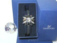GENUINE Signed SWAROVSKI by Shourouk Dark Bracelet  -  #5019149