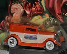 Hot Wheels '34 Ford Sedan Delivery Pop Culture Masters of the Universe HTF Sweet