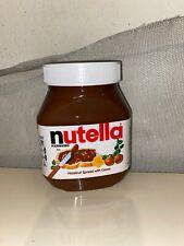 Nutella Chocolate Hazelnut Spread Ferrero Skim Milk Cocoa ~NEW & FRESH ~