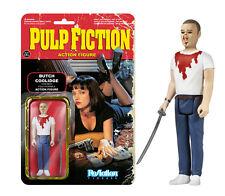 "PULP FICTION BLOOD SPLATTERED BUTCH COOLIDGE 3.75"" REACTION FIGURE FUNKO"