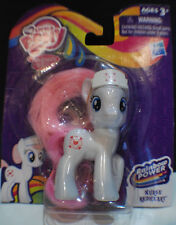 MY LITTLE PONY 2014 EXCLUSIVE NURSE REDHEART PONY (Brushable) ships in box