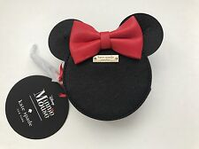 KATE SPADE Minnie Mouse  DISNEY Limited Edition Coin Purse NEW