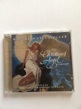 Christmas Angel Family Story Mannheim Steamroller CD Olivia Newton-John Chip Dav