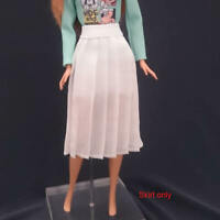 "Handmade~Doll skirt for 12"" Doll~ Barbie,Fashion royalty, Silkstone ."