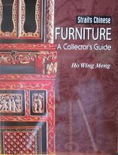 Straits Chinese Furniture: - Ho Wing Meng