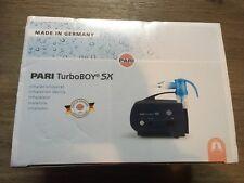PARI Turbo BOY SX Inhaliergerät NEU OVP - Inhalator Inhalationsgerät