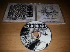 Sixer - Saving Grace (12 Track CD Album 2001)