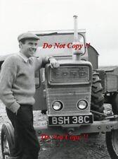 Jim Clark Informal Farming Portrait 1965 Photograph 1