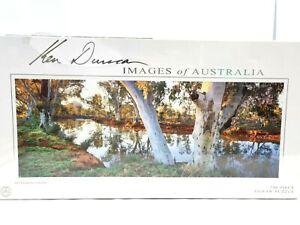 Jigsaw Puzzle Crown & Andrews 748 Piece Ken Duncan Images of Australia 310x830mm