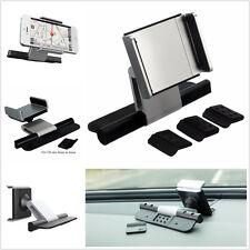 360 ° rotatif autos véhicules avant cd slot pour téléphone mobile gps support portable
