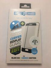 Gadget Guard Black Ice Plus Cornice Glass Screen Protector For Google Pixel 2 XL