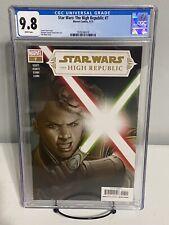 Star Wars The High Republic 7 CGC 9.8 Phil Noto Cover Marvel Comics