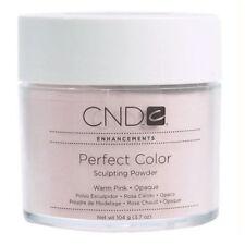 CND Creative Nail Powder Perfect WARM PINK  3.7oz/104g white lid