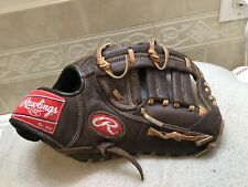 """Rawlings PPE12FBM 12.5"""" Youth Baseball First Base Mitt Right Hand Throw"""