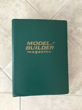 Model Builder Magazine set for 1973 (11 issues and binder)