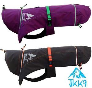 JKK9® Arctic Jacket Dog Puppy Waterproof Reflective Warm Winter insulated Coats
