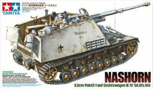 TAMIYA 35335 Nashorn Heavy Tank Destroyer 1:35 Military Model Kit