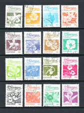 Nicaragua 1983. Flowers. Complete Set. One postage for all buys.