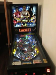 Pinball Royal Rumble By Sega,recreativas, Machine, Pim Ball,pimball, flipper