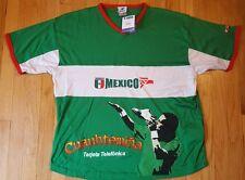 New Joma MEXICO jersey L CUAUHTEMINA soccer futbol kit NWT national team