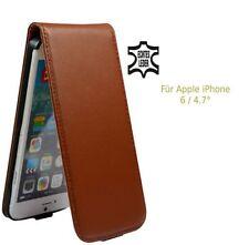 Étuis, housses et coques avec clip marron Apple iPhone 6 pour téléphone mobile et assistant personnel (PDA)