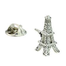 Eiffel Tower Lapel Pin Badge X2AJTP164