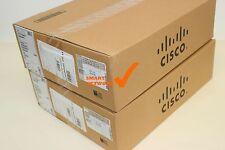 NEW Cisco WS-C3850-48F-E 48 Port PoE+ IP Services Switch 1100WAC Power
