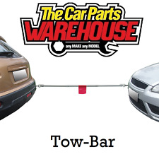 TOW / RECOVERY POLE No need for rope or bungy any more Safe and easy towing bar