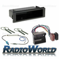 VW Transporter T5 Single Din Stereo Surround Fitting Kit Fascia/Wiring/Adaptor