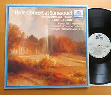 2547 014 Flute Concert At Sanssouci Hans-Ulrich Niggemann NEAR MINT Archiv LP
