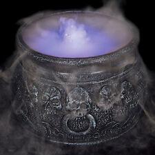 "New Cauldron Mister Halloween Decoration 7"""