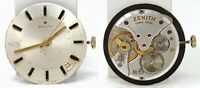 Orologio Zenith 2542 mechanic watch vintage clock mechanical montre zenit reloj