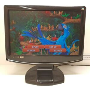"""LOGIK L22LID19 22"""" LCD TV with Built-in DVD Player Excellent Working Condition"""