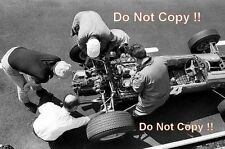 Lorenzo Bandini Ferrari 158 holandés Grand Prix 1965 fotografía