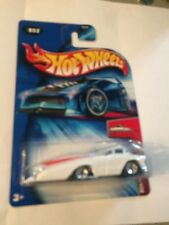 2004 HOT WHEELS first editions #052 = CROOZE BEDTIME = WHITE  0714C