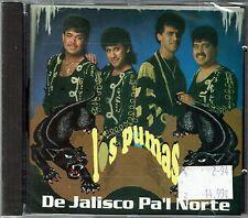Loa Pumas  De Jalisco Pa'l Norte   BRAND  NEW SEALED  CD