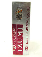"Izumi Chain Eco 1/8"" Bicycle Single Speed Chain Cromoly Steel"