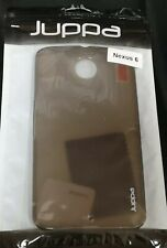 LG Nexus 6 Juppa Silicone Case New and Sealed