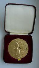 MEDAL CURIE SKLODOWSKA NOBEL PRIZE ANTI-CANCER POLON POLISH POLAND medal gilding