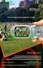 Verizon Wireless Vcast: Green Day: Great Photo Print Ad