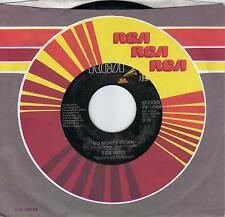 LOU REED  No Money Down / Don't Hurt A Woman 45 from 1986