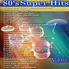 Oldies Promo Music Compilation DVD, 80s Super Hits Vol2  Remastered Only on Ebay