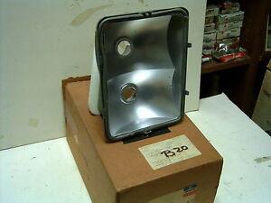 Mopar NOS Tail Lamp Housing 75-76 Chrysler Cordoba