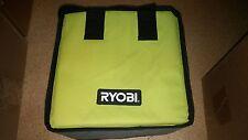 RYOBI LITHIUM TOOL BAG 10 x 8 x 10 - BRAND NEW WARRANTY 60 DAY !!!