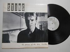 Sting POP ROCK LP(AM SP 3750) The Dream Of The Blue Turtles NM STEREO