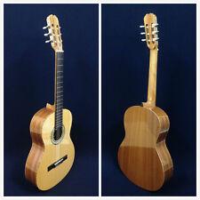 4/4 Miguel Rosales #9 Solid Cedar Top Classical Guitar w/Gig Bag,Extra Strings