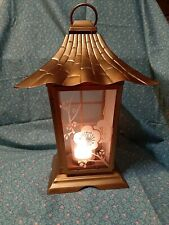 Partylite Asian Persuasion Outdoor Hanging Copper Lantern